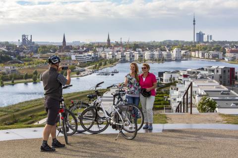 Das Reiseziel Metropole Ruhr:  Übernachtungszahlen und Gästeankünfte steigen weiter an