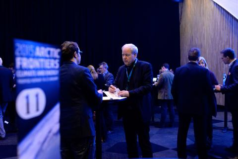 Business matchmaking Arctic Frontiers Business 2015