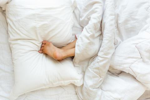 Kan kjøpe sengesett rett til hybelen