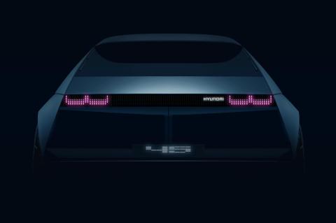 Hyundai viser helt ny elbil i Frankfurt