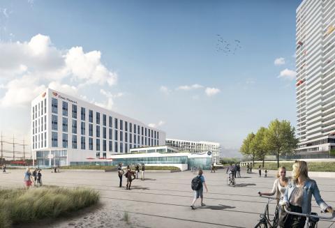 """DSR Immobilien GmbH startet Neubau """"a-ja Travemünde. Das Resort."""""""