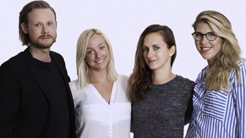 The Amazing Society växer och anställer ytterligare fem personer