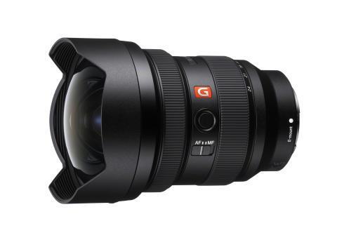 Sony vahvistaa G Master™ -objektiivien valikoimaansa uudella 12-24mm F2.8 -laajakulmaobjektiivilla