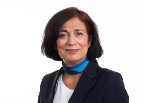 Maria Khorsand, VD vid SOS Alarm