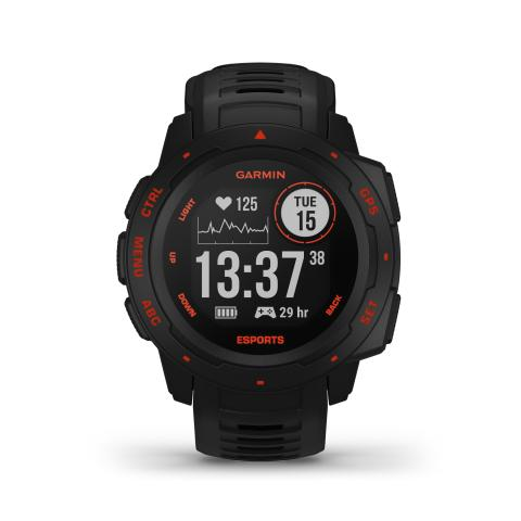 Garmin Instinct Esports_Time