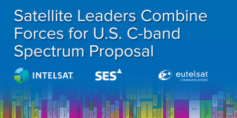 Eutelsat partners with Intelsat and SES in U.S. C-band Spectrum Proposal