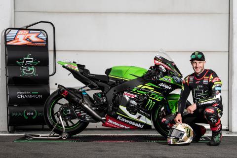 Mayor congratulates Jonathan Rea following fifth successive World Superbike title
