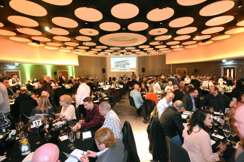 The new-look Team GNE Awards took place at Newcastle's Crowne Plaza