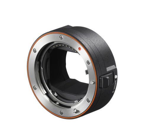 A Sony Electronics anuncia o lançamento do novo adaptador de objetivas LA-EA5 para objetivas A-Mount