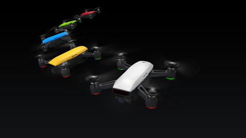 DJI Spark Firmware Update Enhances Flight Safety