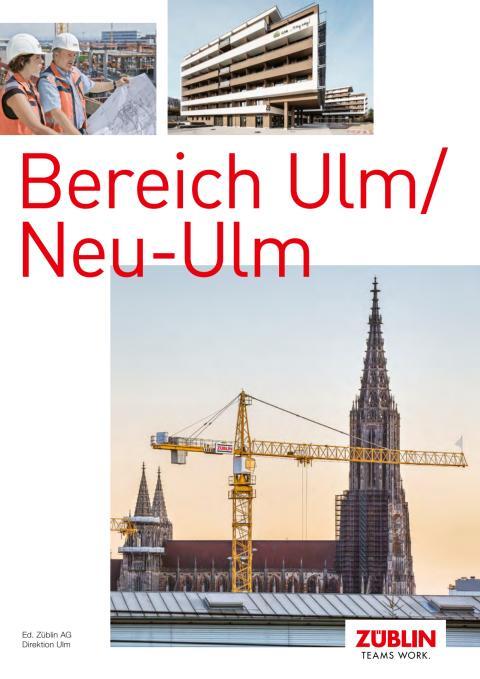 ZÜBLIN-Bereich Ulm/Neu-Ulm