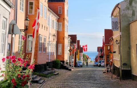 Ærøskøbing - en prisvindende eventyrby