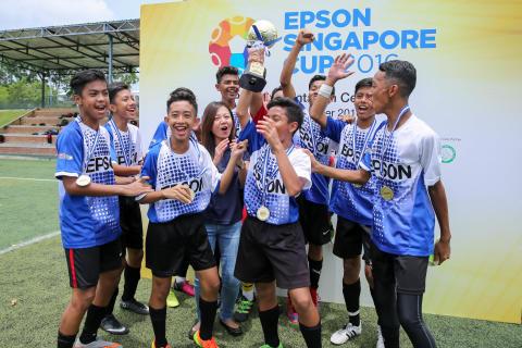 Epson SG Cup - Photo 1