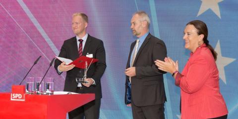 Airwatergreen får tyskt innovationspris