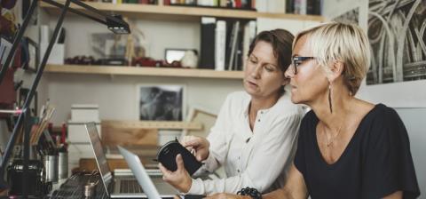 Digitalisering - en outnyttjad potential i många småföretag
