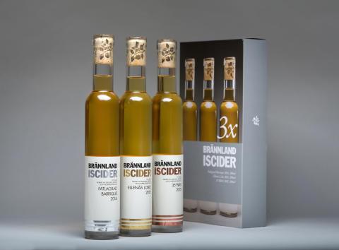 Brännland Cider wins double trophies at International Cider Challenge