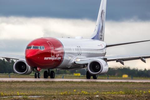 Norwegian med god trafikvækst og høj belægning i maj