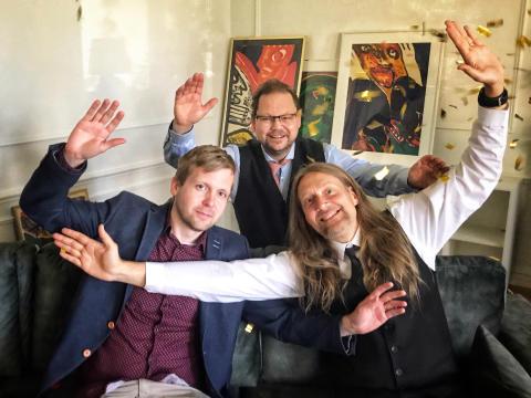 Hälsingegymnasiet i Bollnäs är bäst i Sverige på entreprenörskap bland eleverna