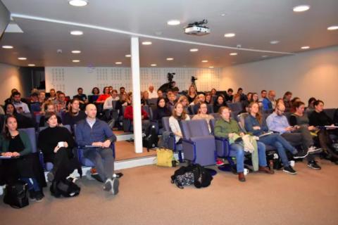 God stemning på årets møte for APèr og revisorer