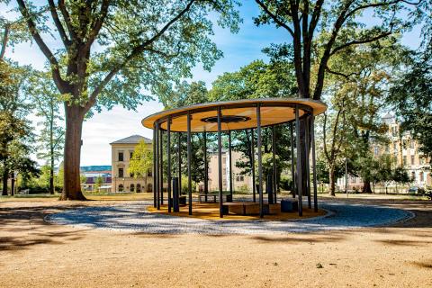Friedenspark Frankenberg/Sa.