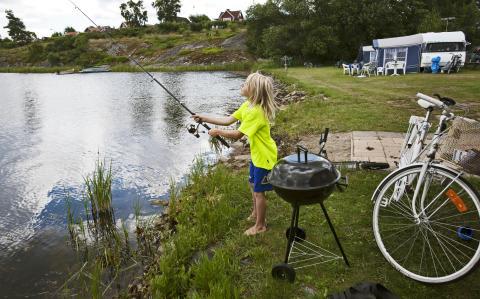 Blekinge har den största procentuella ökningen av logiintäkterna för sommaren 2017