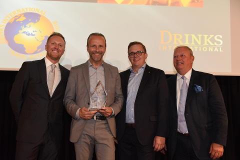 Viking Lines Whiskymässa vinner internationellt pris