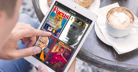 """Arriva in Italia Readly: riviste """"all you can read"""" in una app"""