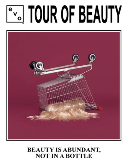 the EVO Tour of Beauty / London, Salon International