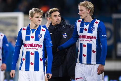 Mer Ødegaard på Viasport og Viaplay