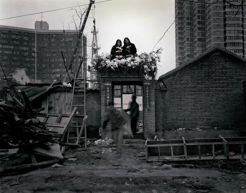 Liulitun, Beijing, 2003