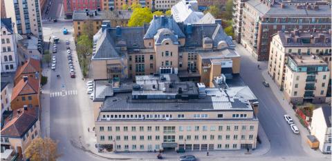 Ersta sjukhus, en del av Ersta diakoni, utvecklar digifysisk hälso- och sjukvård i samarbete med hälsoteknikbolaget Doctrin