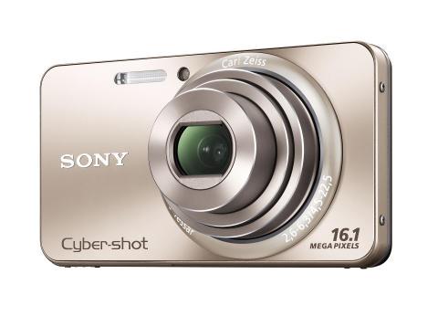 Cyber-shot DSC-W570 von Sony_Gold_03