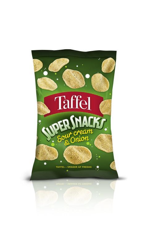 Taffel Super Snacks SCO 165g