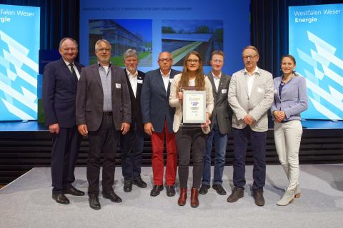 Stadtoldendorf ist Vize-Klima.Sieger 2019! Westfalen Weser Energie-Gruppe fördert mit bis zu 25.000 Euro Klimaschutz in Vereinen