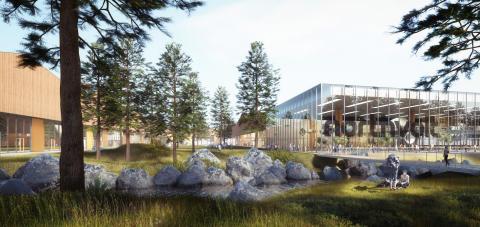 Logistic Contractor får uppdraget att bygga Northvolts  batterifabrik i Skellefteå