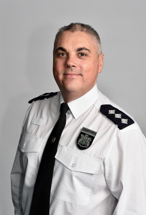 South & Vale welcomes new Deputy LPA Commander