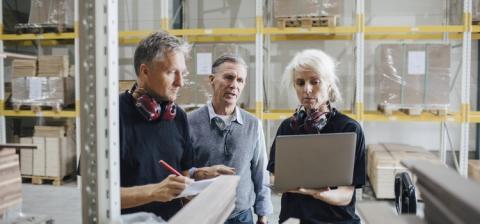 Svensk industri skapar jobb och klarar konkurrensen