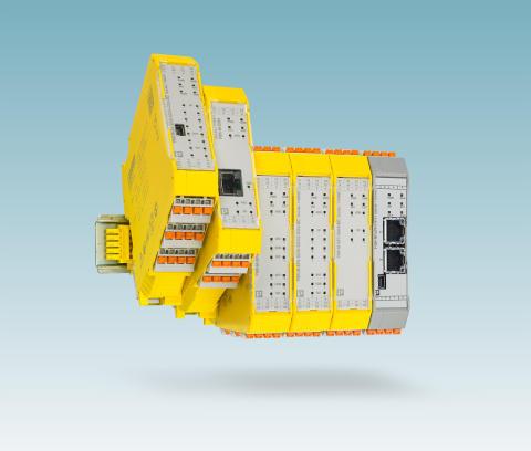 Konfigurerbart sikkerhedssystem: PSRmodular