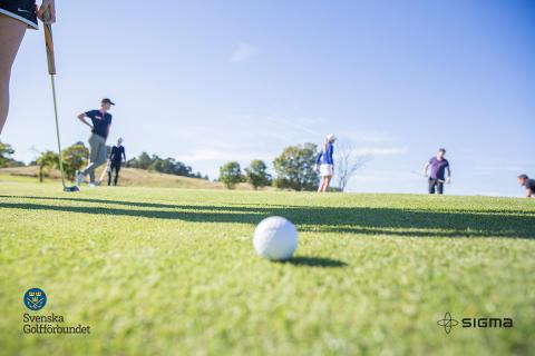 Förnyat förtroende hos Svenska Golfförbundet