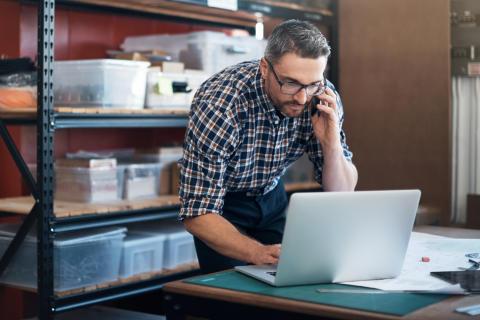 Gothaer KMU-Studie 2020 Teil 1: 87 Prozent aller KMU haben keine Cyberversicherung – Risiko steigt aktuell im Home-Office