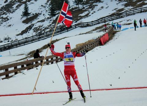 Harald Øygard,stafett ungdom menn,junior-vm2016