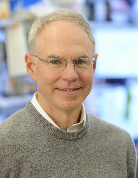 Professor Charles L Sawyers, Memorial Sloan Kettering Cancer Center, USA