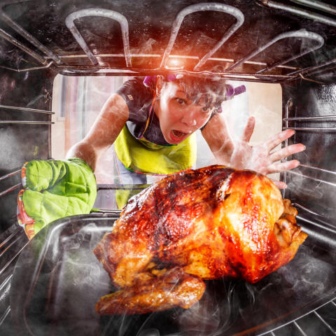 Blueair Helps Ensure Christmas And New Year Cookathons Don't Leave Family And Friends Gasping For A Breath Of Clean Air