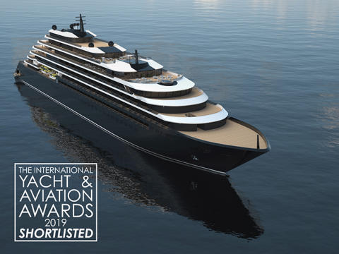 TDoS are shortlisted for The International Yacht & Aviation Awards 2019!