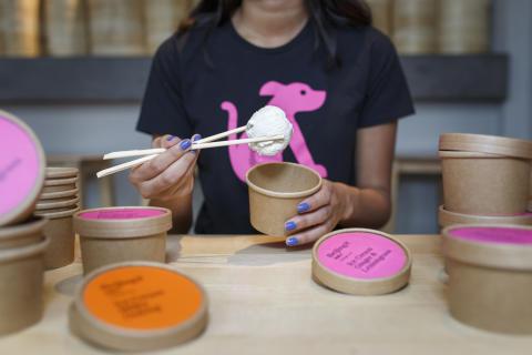 Beijing8 lanserar glass med inspiration från det kinesiska köket!