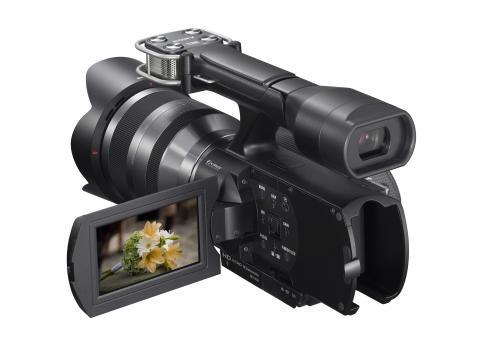 Handycam NEX-VG10 von Sony_10