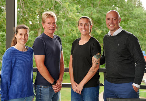 Johanna Rasmussen, Benny Nilsson, Shannon Lynn, David Berqvist