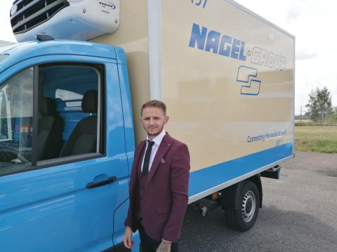 idem telematics and Nagel-Group: Uncompromisingly reliable telematics for complex requirements
