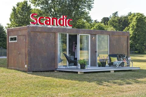 Scandic To Go - Exterior