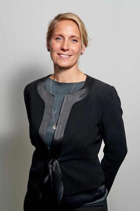 Anna Omstedt, vd på MedUniverse och styrelseledamot i Praktikertjänst.